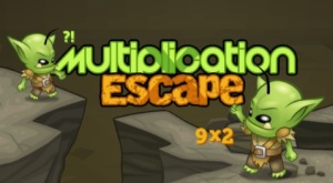 multiplication escape